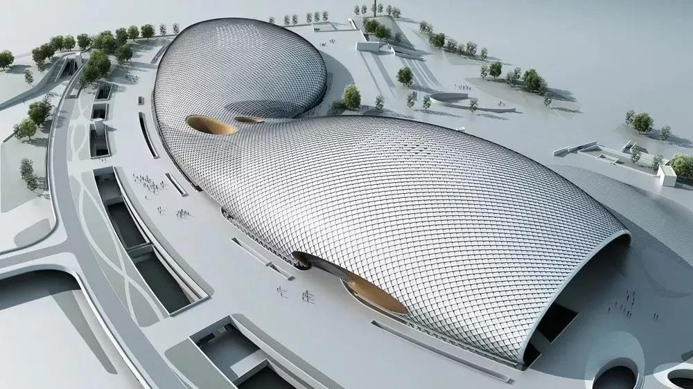 万众瞩目的亚运场馆,建设进度到这了_住浙网